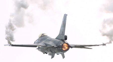 Έκρηξη σε αεροπορική βάση στο Βέλγιο