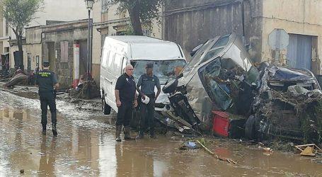 Aυξάνεται ο αριθμός των νεκρών από τις πλημμύρες στη Μαγιόρκα