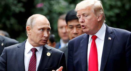 Πούτιν και Τραμπ ενδέχεται να συναντηθούν στις 11 Νοεμβρίου στο Παρίσι