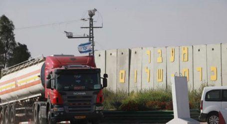 Διακόπτονται οι παραδόσεις καυσίμων στη Λωρίδα της Γάζας