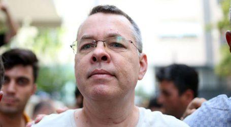 Ο πάστορας Μπράνσον θα μείνει για δύο ημέρες στη Γερμανία πριν συνεχίσει το ταξίδι του για τις ΗΠΑ