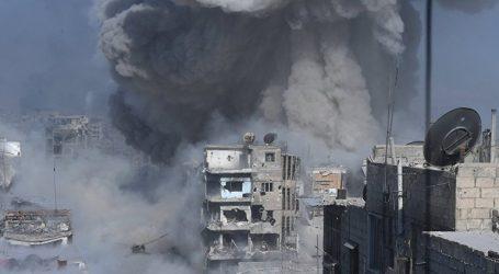 Αναφορές για χρήση λευκού φωσφόρου σε επιθέσεις της αμερικανικής συμμαχίας στη Συρία