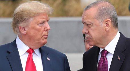 Ευχαριστίες Τραμπ στον Ερντογάν για την απελευθέρωση του πάστορα