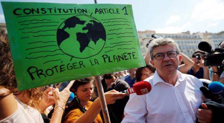 Χιλιάδες Γάλλοι διαδήλωσαν για το Κλίμα