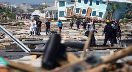 Οι αρχές βρήκαν εκατοντάδες επιζώντες από τον κυκλώνα Μάικλ,
