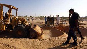Λιβύη: 110 πτώματα σε ομαδικό τάφο σε πόλη