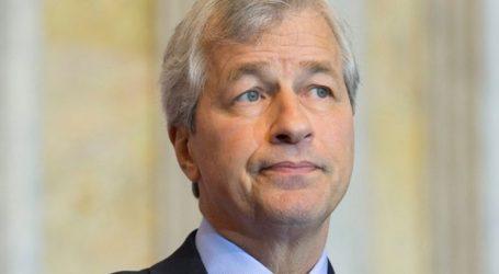 Ο διευθύνων σύμβουλος της JP Morgan ακύρωσε ταξίδι στη Σαουδική Αραβία