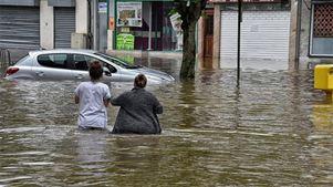 Στους 13 ανήλθε ο αριθμός των νεκρών από τις πλημμύρες