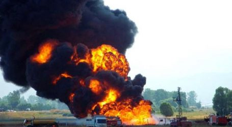 60 νεκροί από πυρκαγιά που ξέσπασε την Παρασκευή σε πετρελαιαγωγό