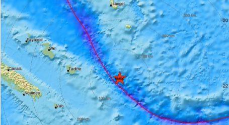 Σεισμός 6,3R στα Loyalty Ιslands