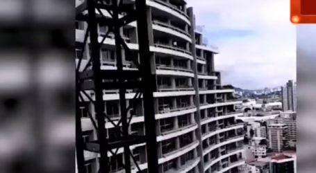 Bουτιά θανάτου γυναίκας από τον 27ο όροφο για μία φωτογραφία