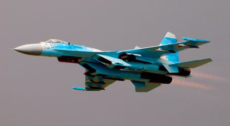Συνετρίβη ουκρανικό μαχητικό αεροσκάφος Su-27