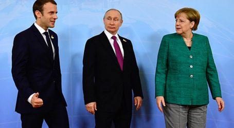 Στην Κωνσταντινούπολη η συνάντηση κορυφής Γερμανίας, Ρωσίας, Γαλλίας και Τουρκίας για την Συρία
