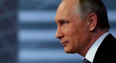 Επίσκεψη Πούτιν στο Παρίσι