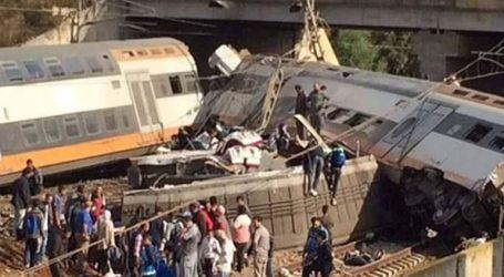 Σε τουλάχιστον επτά ανέρχονται οι νεκροί από τον εκτροχιασμό τρένου