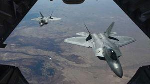 Αμερικανική αεροπορική επιδρομή σκότωσε 60 μέλη της οργάνωσης Σεμπάμπ