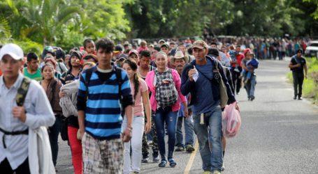 Απειλές Τραμπ προς την Ονδούρα εάν δεν σταματήσει 3.000 μετανάστες που κατευθύνονται στα σύνορα