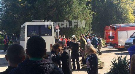 Στους 19 οι νεκροί από την επίθεση στο Κερτς της Κριμαίας