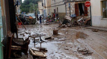 Στους 13 οι νεκροί από τις πλημμύρες στη Μαγιόρκα