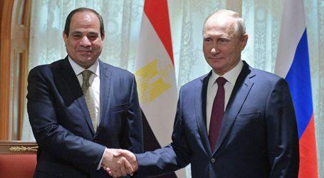 Μόσχα και Κάιρο ενισχύουν την ενεργειακή τους συνεργασία