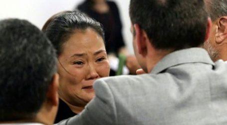 Να αποφυλακιστεί άμεσα η επικεφαλής της αντιπολίτευσης Φουχιμόρι ζητεί το εφετείο