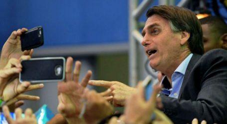 «Όχι» στα ντιμπέιτ από τον ακροδεξιό υποψήφιο της Βραζιλίας