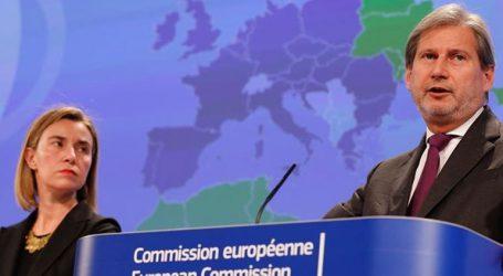 Κοινή δήλωση Μογκερίνι – Χαν για την έναρξη της συνταγματικής αναθεώρησης στην ΠΓΔΜ