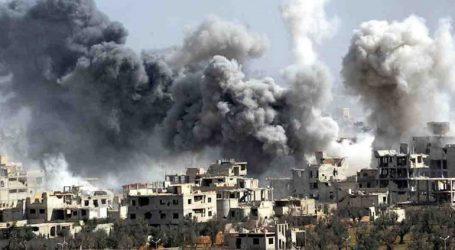 Νεκροί 35 τζιχαντιστές από αεροπορικές επιδρομές στη Συρία
