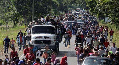 Eπέστρεψαν στην Ονδούρα 2.000 μετανάστες που ήθελαν να φθάσουν στις ΗΠΑ