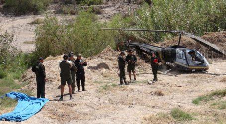 Τέσσερις στρατιωτικοί νεκροί από συντριβή ελικοπτέρου