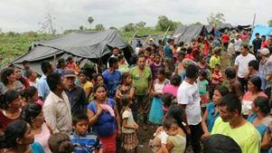 Εκατοντάδες πολίτες της Ονδούρας εισήλθαν παράτυπα στο Μεξικό