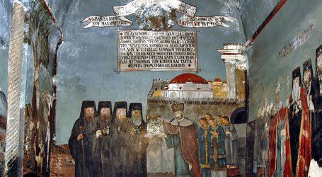 Τελέστηκε Θεία Λειτουργία στην κατεχόμενη Μονή του Αποστόλου Βαρνάβα