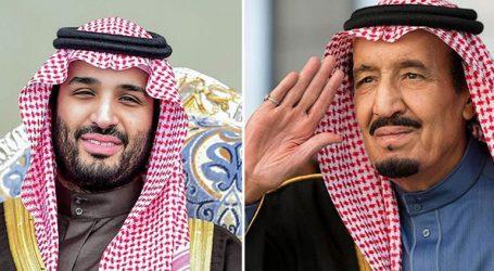 Συλλυπητήρια από τον βασιλιά Σαλμάν και τον πρίγκιπα διάδοχο στον γιο του Κασόγκι