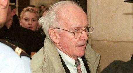 Απεβίωσε ο Γάλλος αρνητής του Ολοκαυτώματος Ρομπέρ Φορισόν