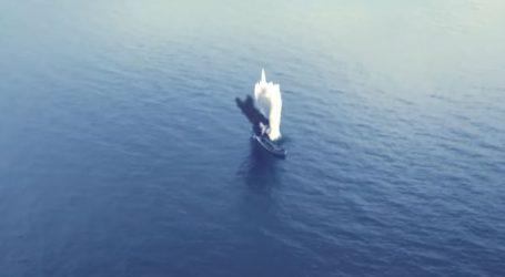 Τουρκική «ψυχολογική» άσκηση βύθισης παροπλισμένου πλοίου