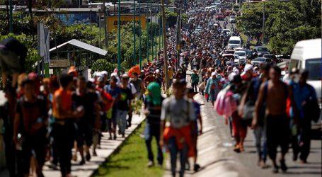 Ένα δεύτερο «καραβάνι» μεταναστών κατευθύνεται στα σύνορα με το Μεξικό