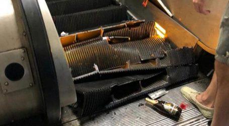 Είκοσι τραυματίες από κατάρρευση κυλιόμενης σκάλας στο μετρό της Ρώμης