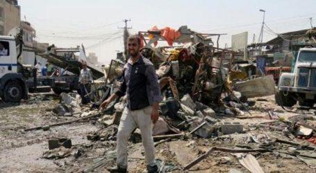 Έξι νεκροί και σχεδόν τριάντα τραυματίες σε βομβιστική επίθεση νότια της Μοσούλης