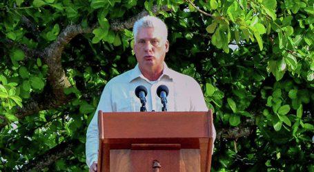 Τη Ρωσία θα επισκεφτεί ο κουβανός ηγέτης Μιγκέλ Ντίαζ