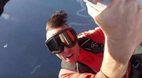 Ράπερ έχασε τη ζωή του πέφτοντας από αεροπλάνο σε γυρίσματα βίντεο κλιπ