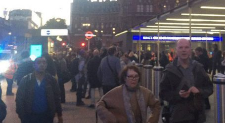 Εκκενώθηκε σταθμός του μετρό στο Λονδίνο λόγω συναγερμού για πυρκαγιά