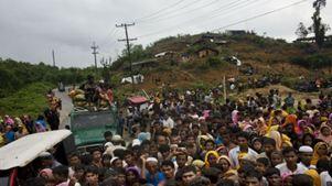 Η γενοκτονία στη Μιανμάρ συνεχίζεται