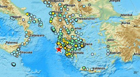 Αισθητός σε όλο το νότο ο σεισμός που σημειώθηκε στη Ζάκυνθο