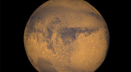 Μυστηριώδες λευκό σύννεφο εμφανίστηκε και πάλι στον Άρη