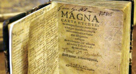 Άνδρας επιχείρησε να κλέψει τη Μάγκνα Κάρτα από τον Καθεδρικό του Σάλσμπερι