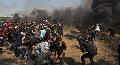 Πέντε Παλαιστίνιοι σκοτώθηκαν στη διάρκεια συγκρούσεων με τον ισραηλινό στρατό