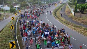 Σχέδιο αρωγής για τους μετανάστες από την κεντρική Αμερική που κατευθύνονται προς τις ΗΠΑ