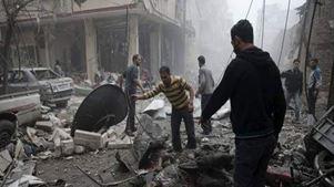 Δεκάδες μέλη της αραβοκουρδικής συμμαχίας σκοτώθηκαν σε αντεπίθεση του ΙΚ στην Ντέιρ Εζόρ