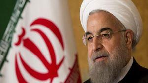 «Ιστορική νίκη» για την Τεχεράνη χαρακτήρισε την υποστήριξη της Ε.Ε. μπροστά στις κυρώσεις των ΗΠΑ ο Χ. Ροχανί