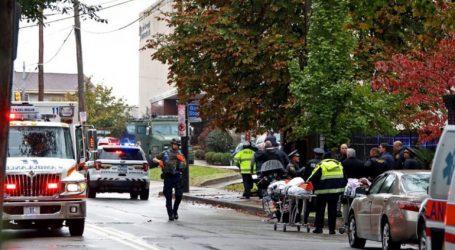 Τήρηση ενός λεπτού σιγής στη μνήμη των θυμάτων της αιματηρής επίθεσης στο Πίτσμπεργκ